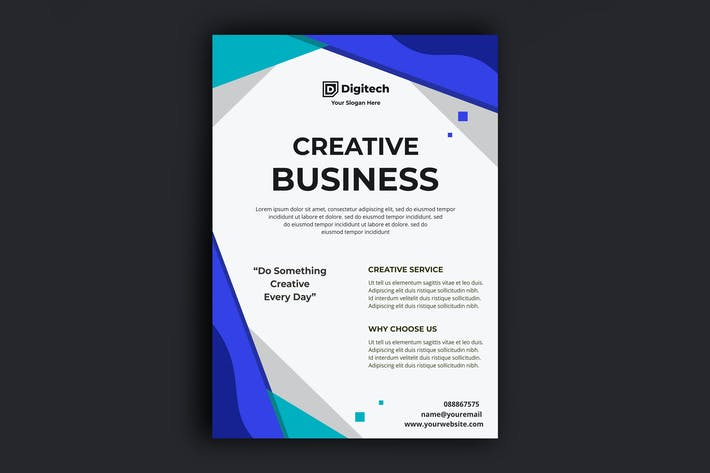 Thumbnail for Business Poster