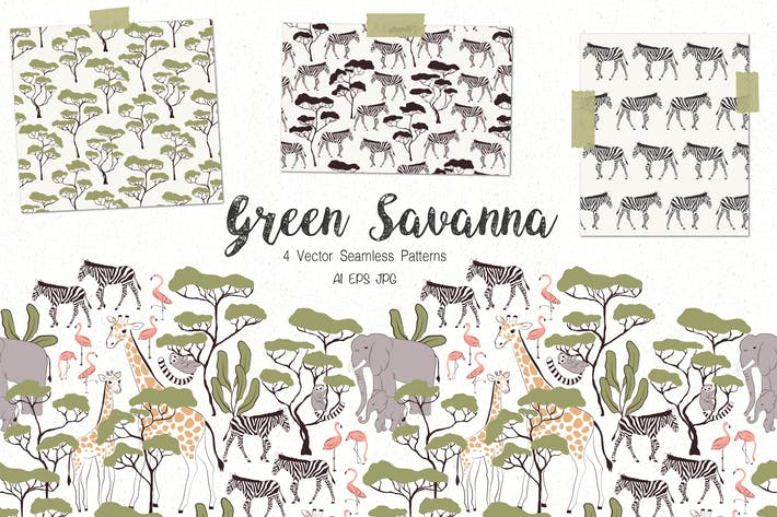 Thumbnail for Green Savanna