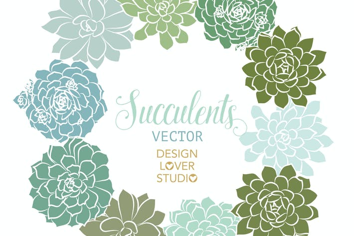 Thumbnail for Vector floral elements