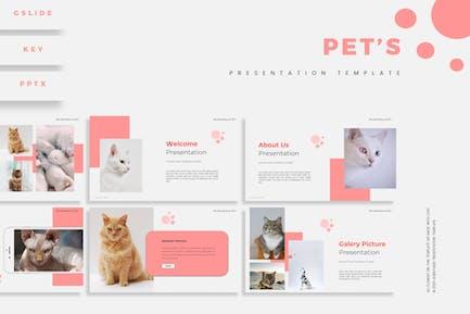 Pets - Presentation Template
