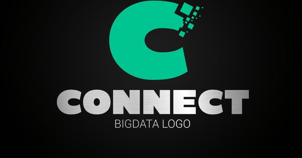 Download Letter C Big Data Logo by SmartDesigns_eu