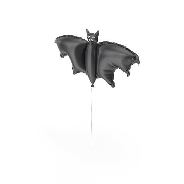 Thumbnail for Bat Foil Balloon
