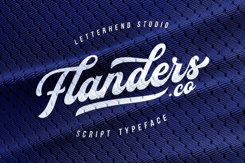 Flanders-Script