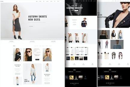 Reverse - WooCommerce Shopping Theme