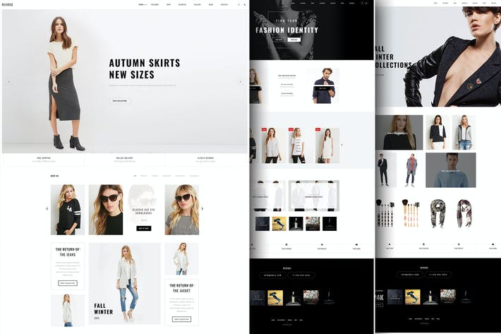 Thumbnail for Reverse - WooCommerce Shopping Theme