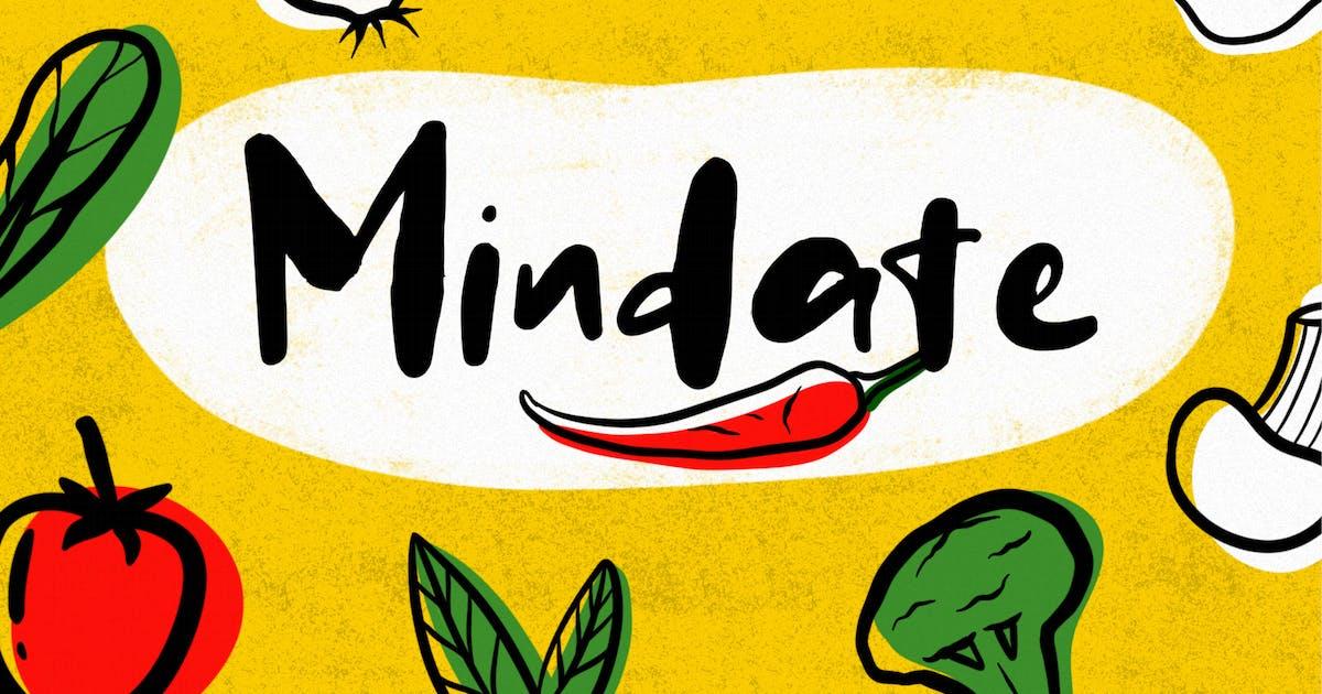 Download Mindate Handwritten by Holismjd