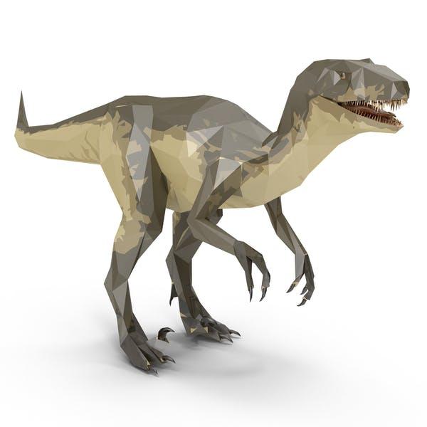 Thumbnail for Многоугольный динозавр