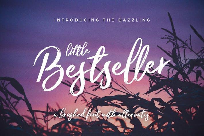 Thumbnail for Little Bestseller Script Font