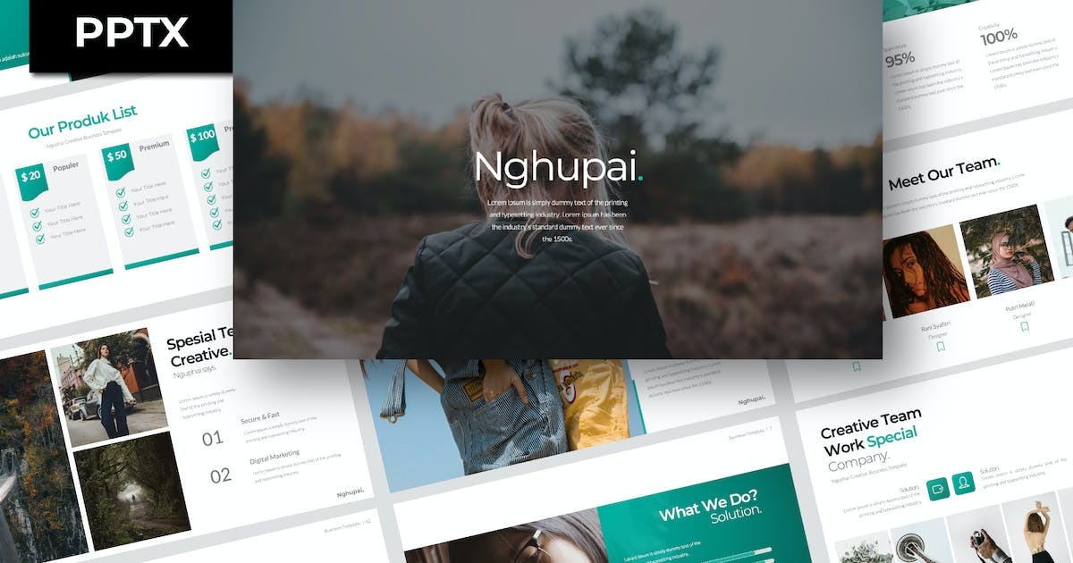 Download Nguphai Powerpoint by templatehere
