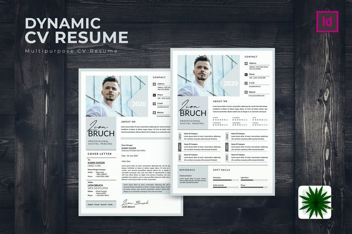 Thumbnail for Dynamic CV Resume