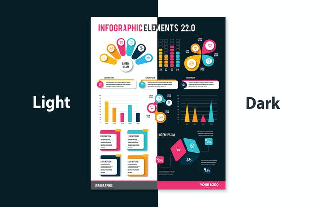 Infographic Examples for Designer V.27 - product preview 3