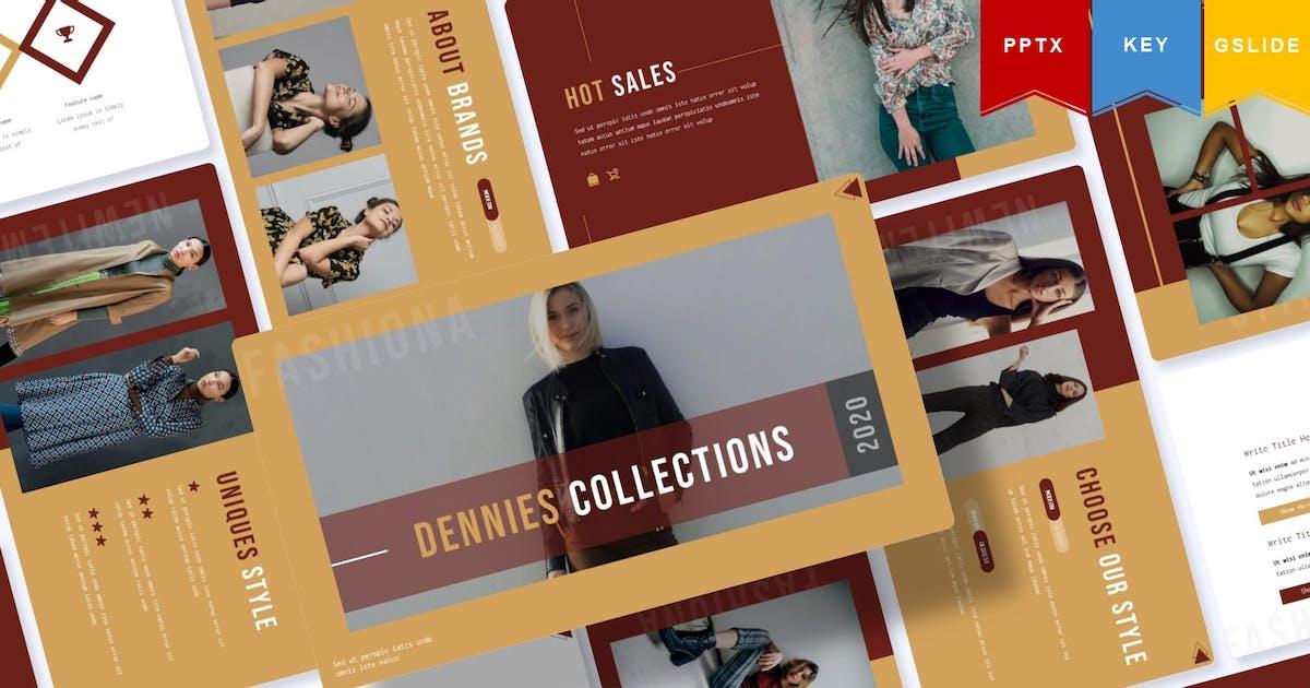 Download Dennies   Powerpoint, Keynote, GoogleSlide by Vunira