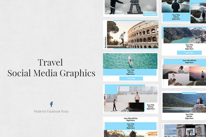 Thumbnail for Travel Facebook Posts
