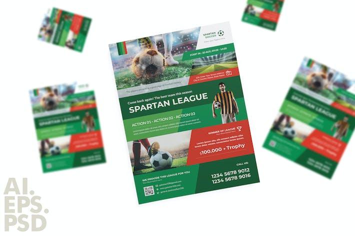 Thumbnail for Sport Flyer Design