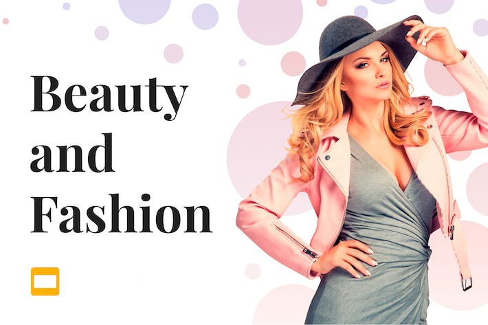 Thumbnail for Beauty and Fashion Google Slides Template