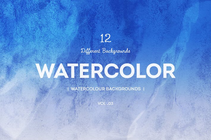 Thumbnail for watercolor backgrounds V03