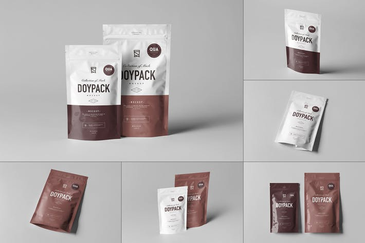 Cover Image For Doypack Mock-up 2