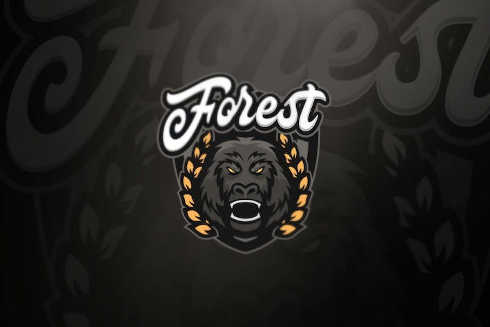Thumbnail for Forest Sport and Esports Logos