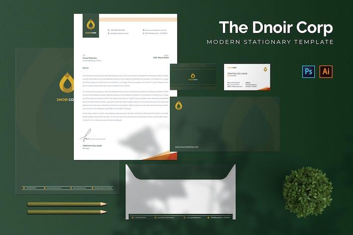 Dnoir Corp - Stationary