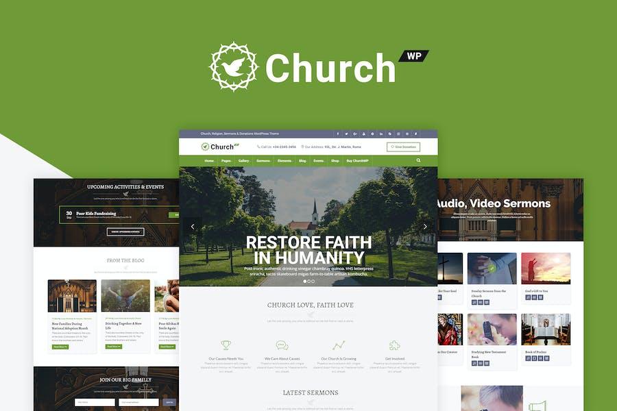 ChurchWP