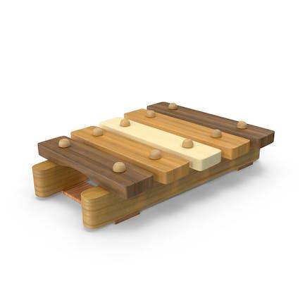 Baby Wooden Xylophone