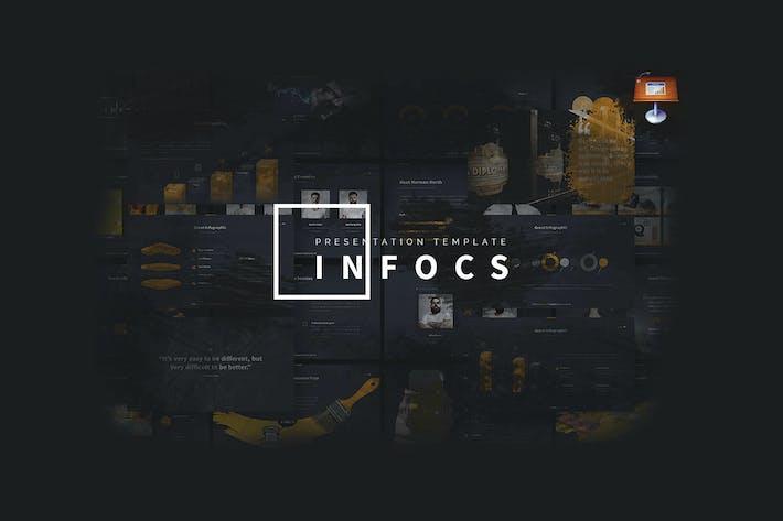 Thumbnail for Infocs Keynote Template
