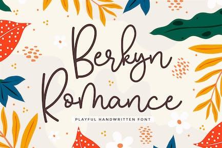 Berkyn Romance