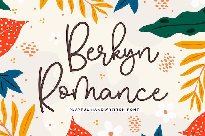 Thumbnail for Berkyn Romance