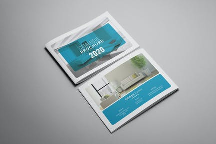 Helena - A5 Interior Brochure Template