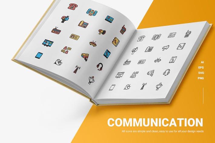 Communication - Icons