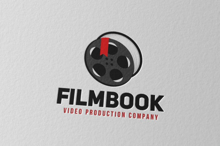 Thumbnail for Film Book Logo