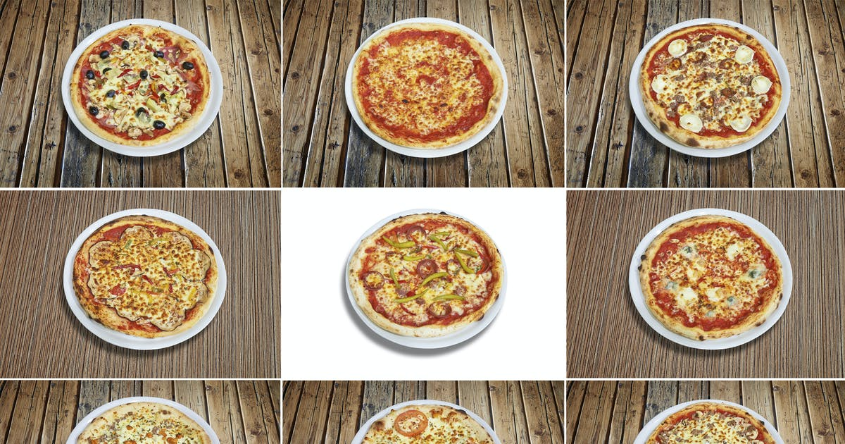 Download Pizza_Plate_Above by pbombaert