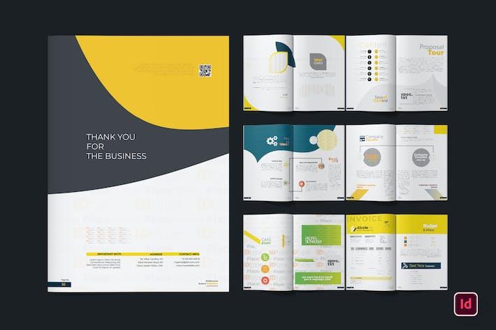 Thumbnail for Multipurpose Business Magazine