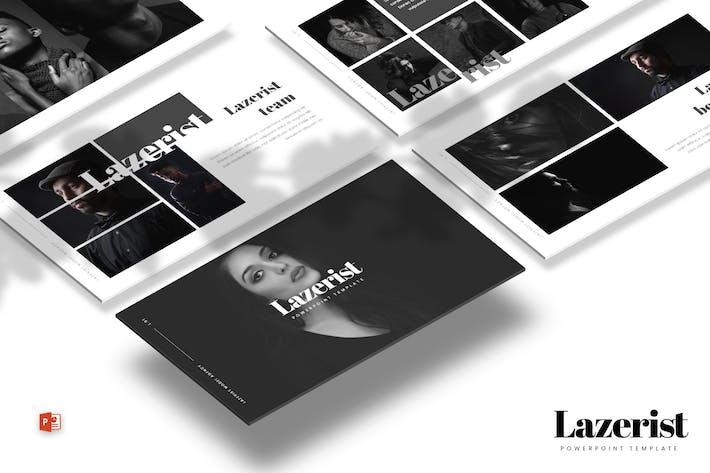 Thumbnail for Lazerist - Powerpoint Template