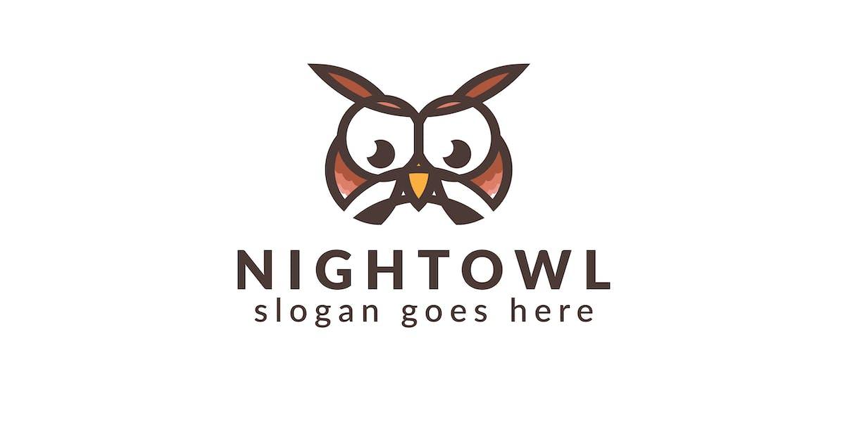 Download Owl Logo Template by Slidehack