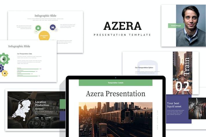 Thumbnail for Azera: Транспортная Keynote