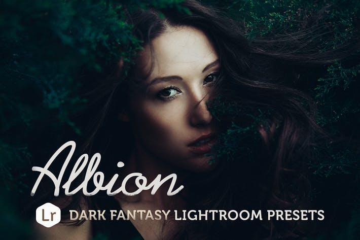 Thumbnail for Albion Dark Fantasy Lightroom Presets