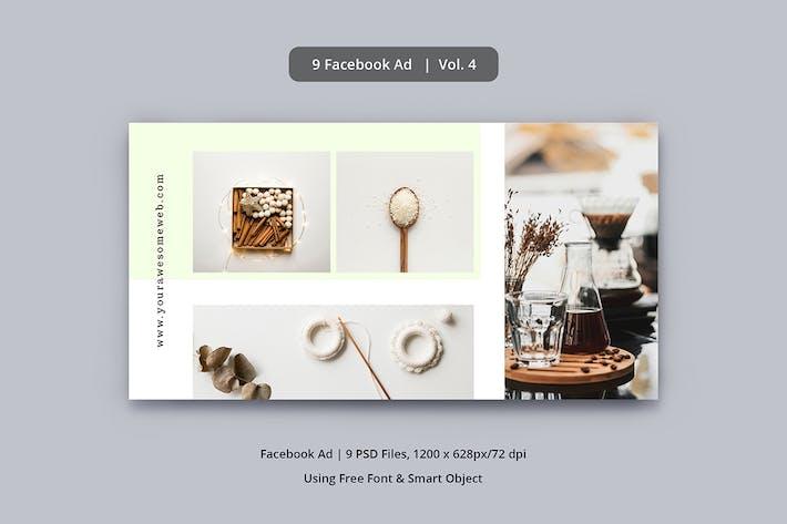Thumbnail for Facebook Ad Vol. 4