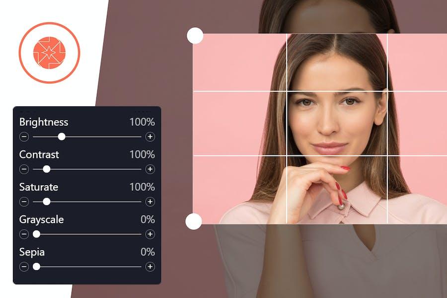 ProVision Image Editor for WordPress / WooCommerce