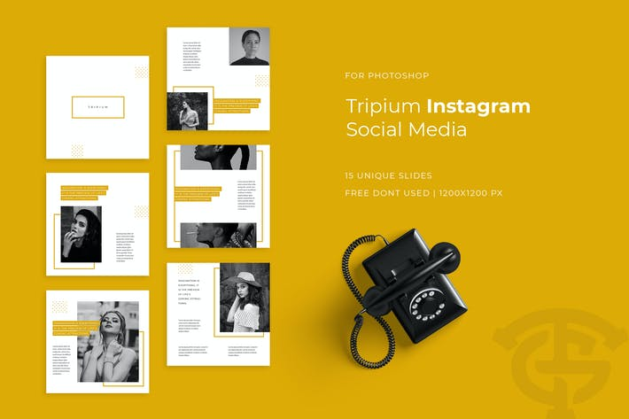 Tripium - Instagram Feed