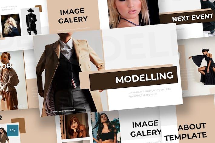 Modelling - Keynote Template