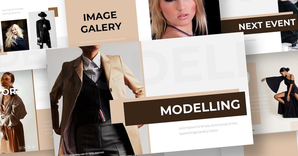 Download Modelling - Keynote Template by inspirasign