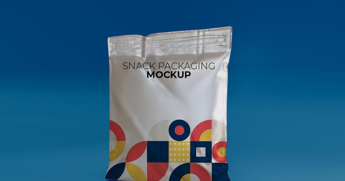 Download Snack Package Mockup V.1 by alphaleonis_std