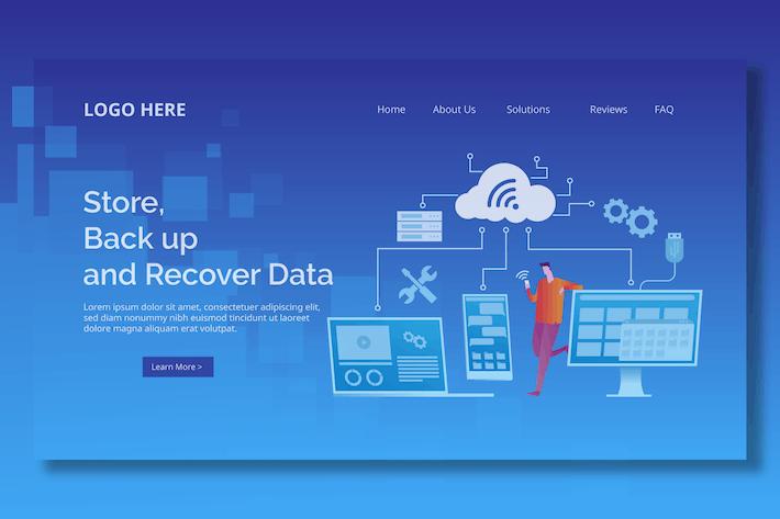 Thumbnail for Cloud Computing - Landing Page