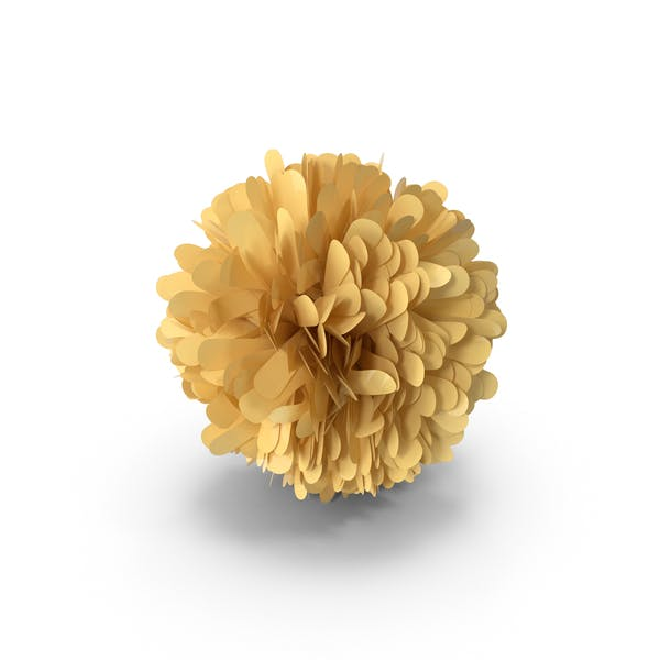 Thumbnail for Yellow Pom Pom