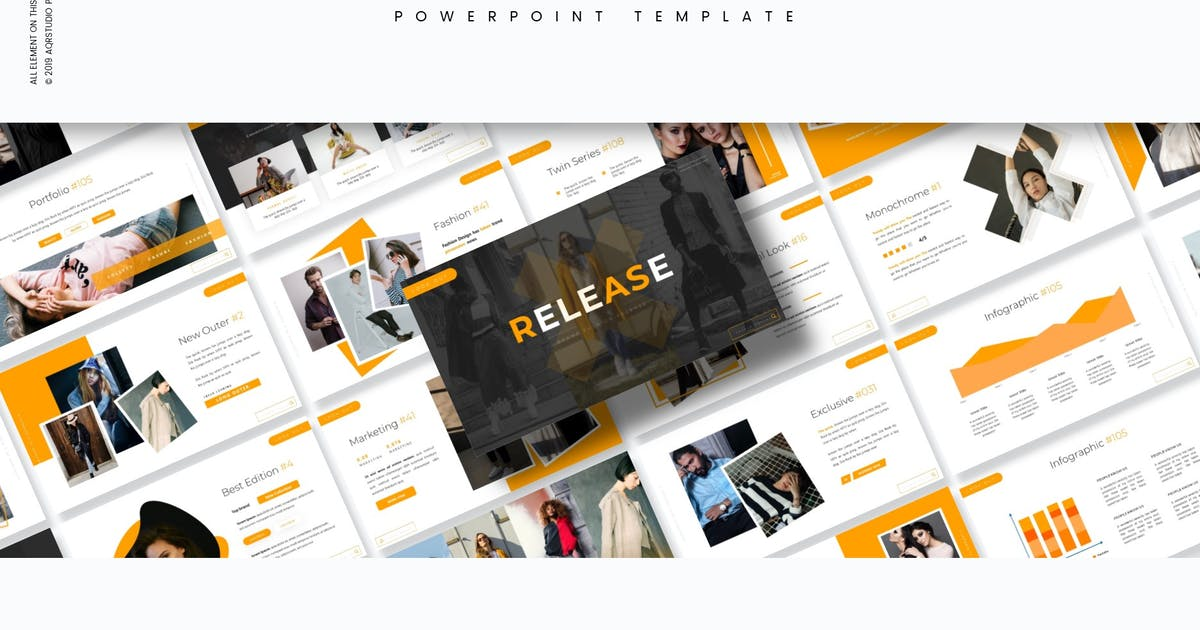 Download Release - Powerpoint Template by aqrstudio