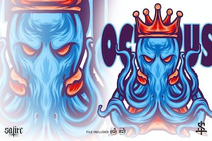 Der König von Octopus