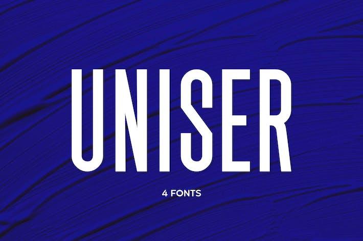 Thumbnail for Uniser - Sans Condensé
