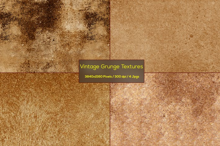Thumbnail for Vintage Grunge Textures