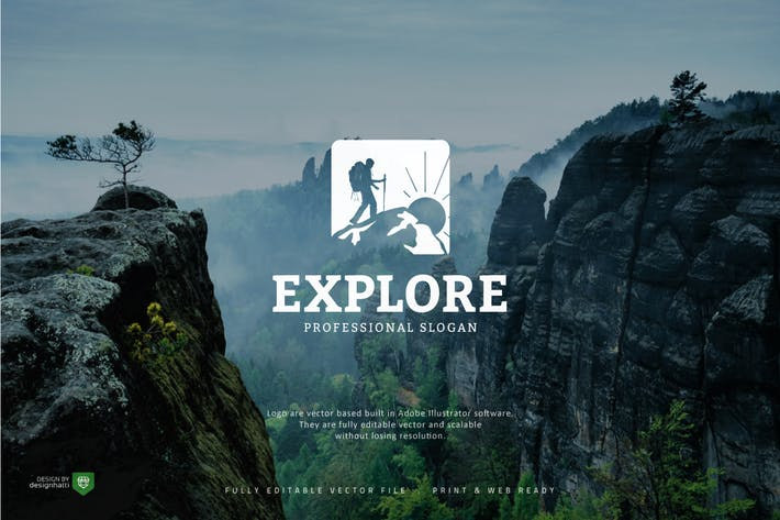 Thumbnail for Adventure Explorer Logo